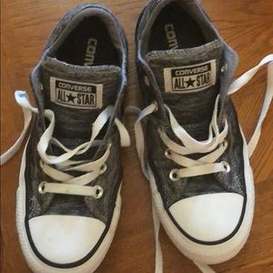 Converse EUC space dyed shoes